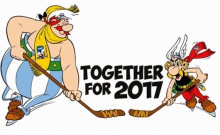 mistrovství světa v hokeji - maskoti