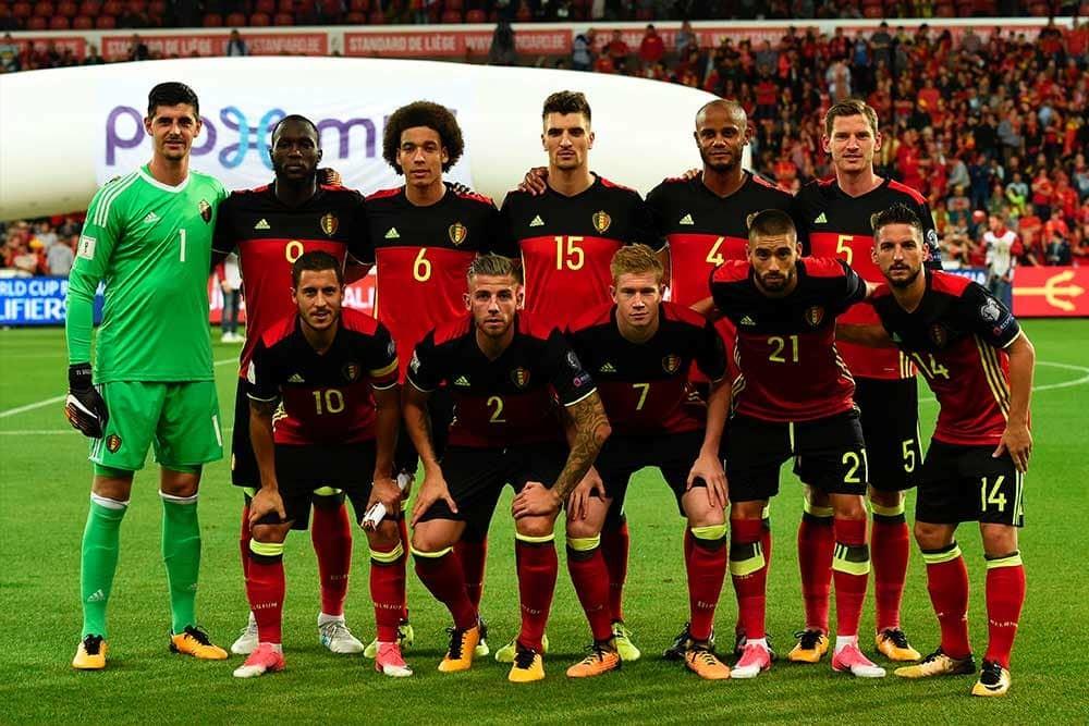 Belgie: Černý kůň MS ve fotbale 2018 - Úvod