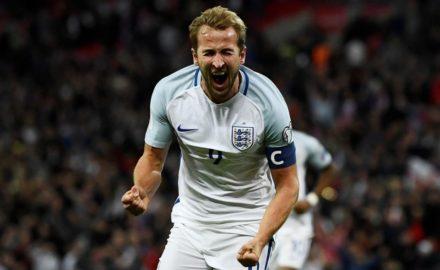 Harry Kane by na Mistrovství světa mohl získat Zlatou kopačku