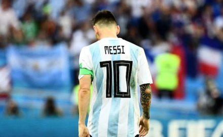 Všechny argentinské problémy, které se na MS ve fotbale 2018 projevily